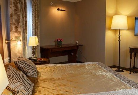 Люкс отель Боггатырь
